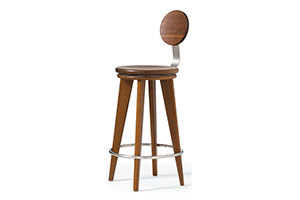 Top Counter Stool – With Back