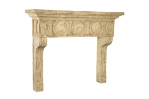 Abruzzo Fireplace Surround