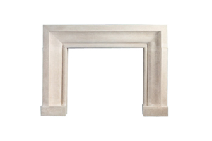 Roman Ogee Fireplace Surround