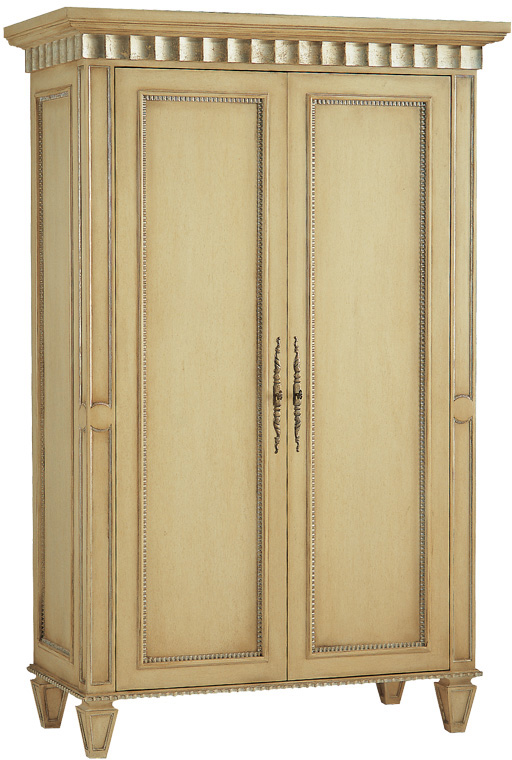 Scalloped Armoire