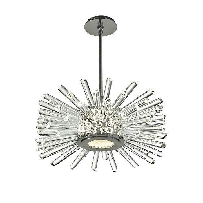 charles loomis lighting quill chandelier