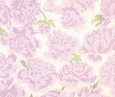 Peonies – Lilac – Christopher Farr Fabric