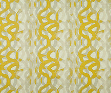 Fathom – Lemon – Christopher Farr Fabric