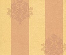 AB16/D Sherbourne Stripe – Apricot – Clarence House Wallpaper