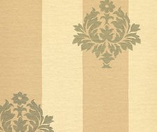 AB3/D Sherbourne Stripe – Sand – Clarence House Wallpaper
