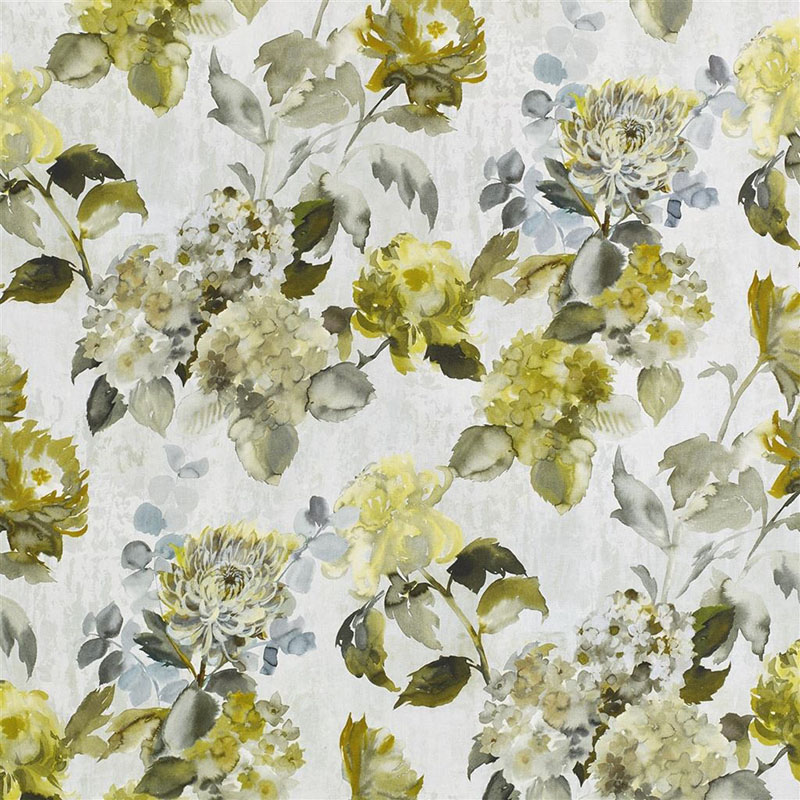 FDG2856/01 Kiku - Birch - Designers Guild Fabric