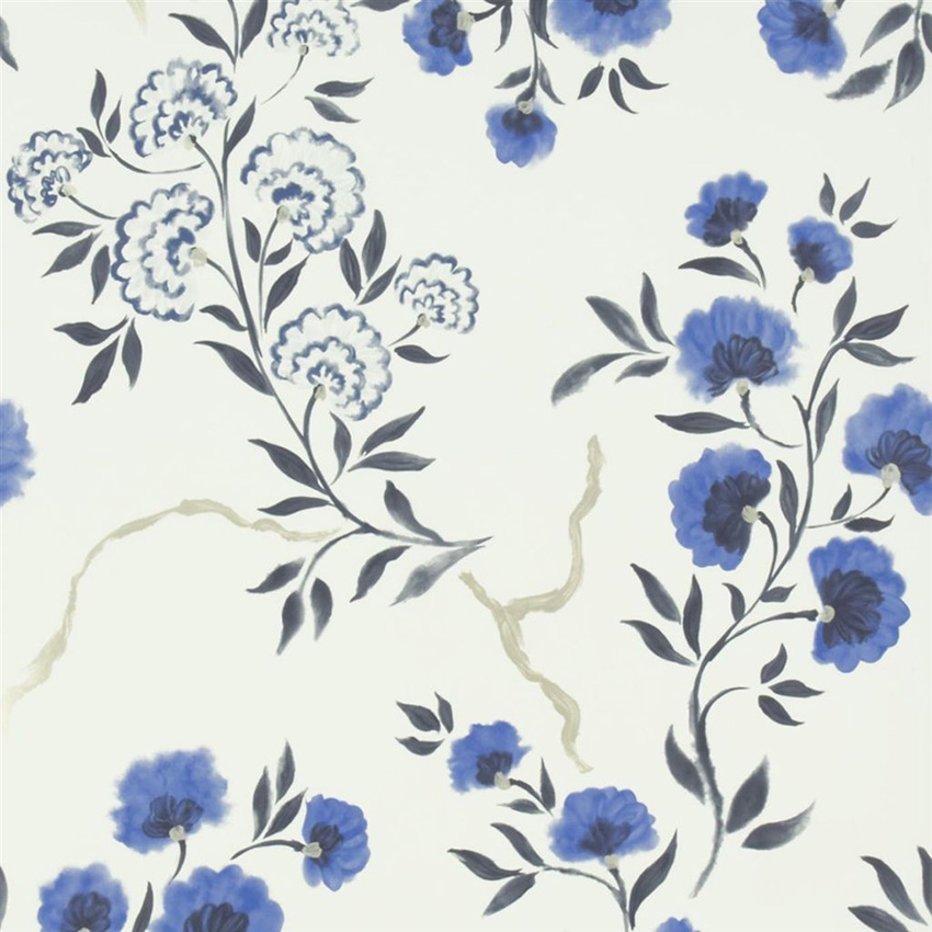 Jacaranda - DESIGNER'S GUILD wallpaper