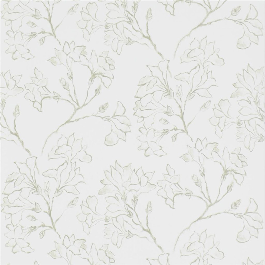 Magnolia Tree - DESIGNER'S GUILD wallpaper