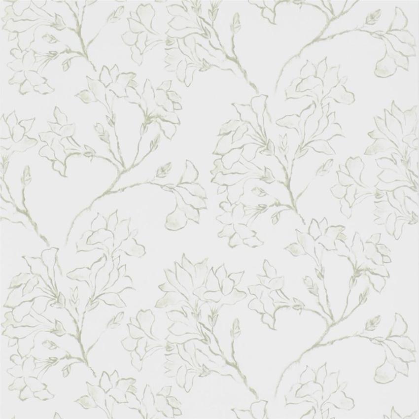 Magnolia Tree - DESIGNER'S GUILD wallpaper