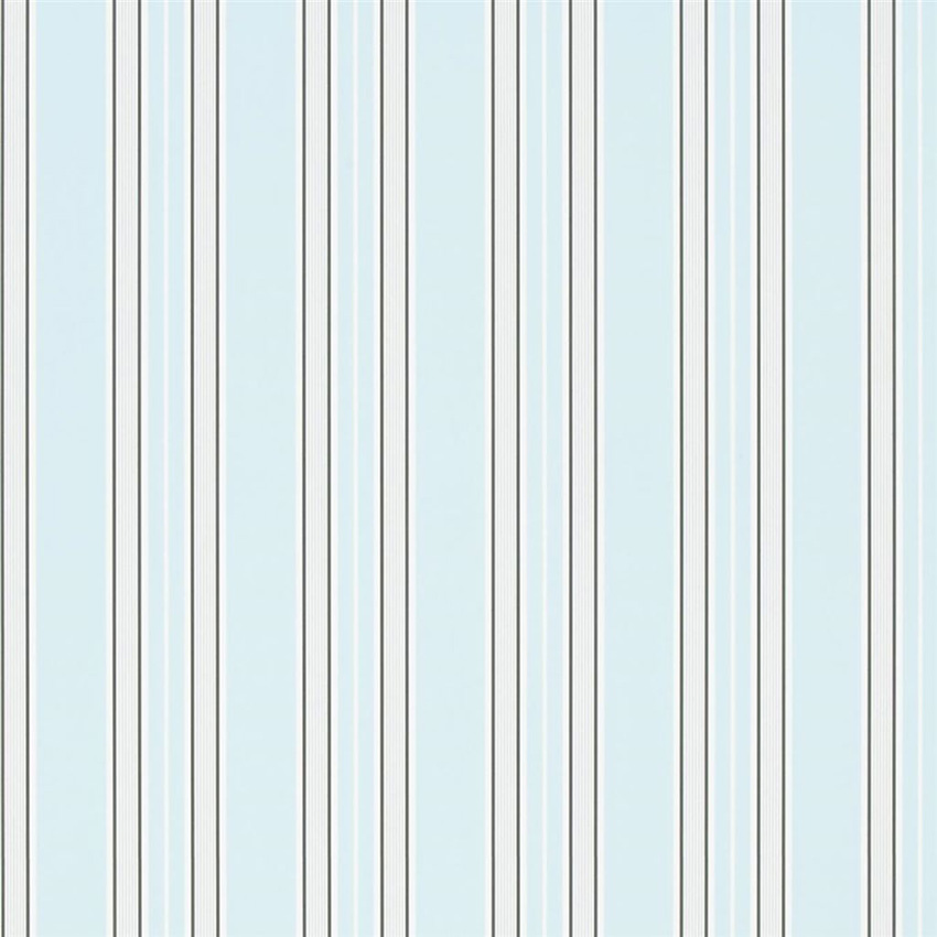 Pinstripe (lapis) - DESIGNER'S GUILD