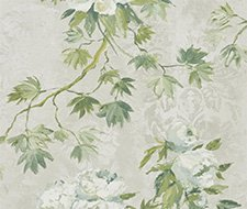 PDG673/05 Floreale – Steel – Designers Guild Wallpaper