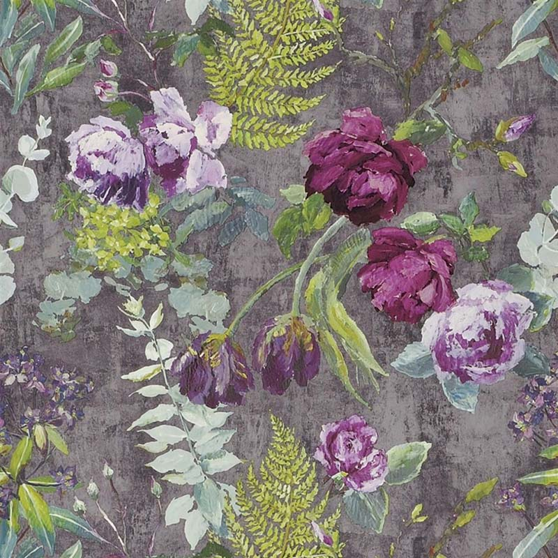 Tulipani - DESIGNER'S GUILD wallpaper