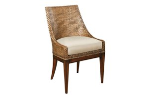 Somers Wood Framed Dining Chair