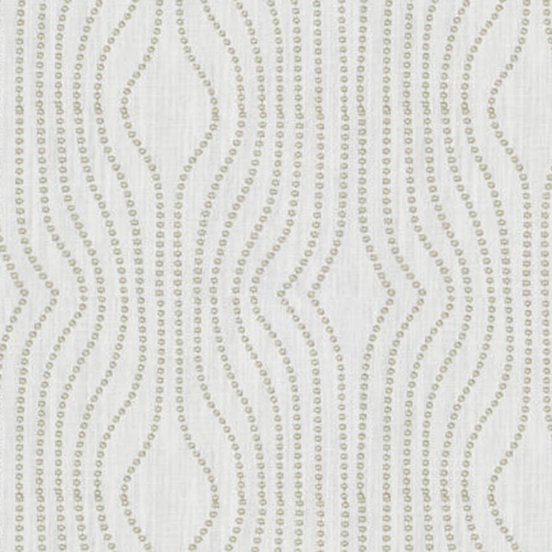 426605 Pebble Wave - Ivory - Fabricut Fabric