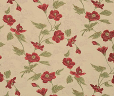 0508601 Bourgeon – Claret – Vervain Fabric