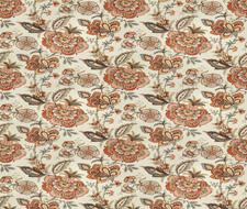 5033501 Weymouth – Coral – Vervain Fabric