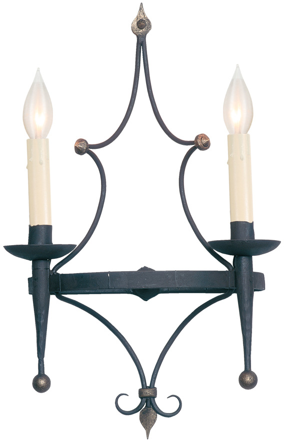 Genevieve 2 Light Sconce