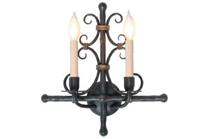 Germaine 2 Light Sconce