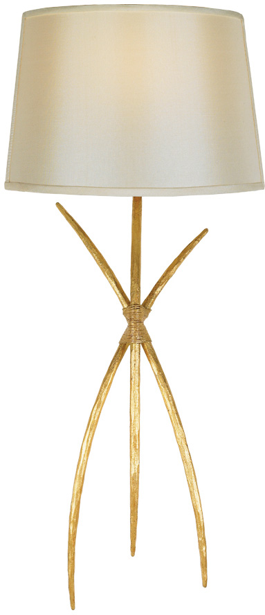 Capri 1 Light Sconce w/Shade