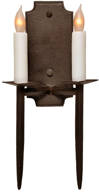 Cyd Two Light Sconce