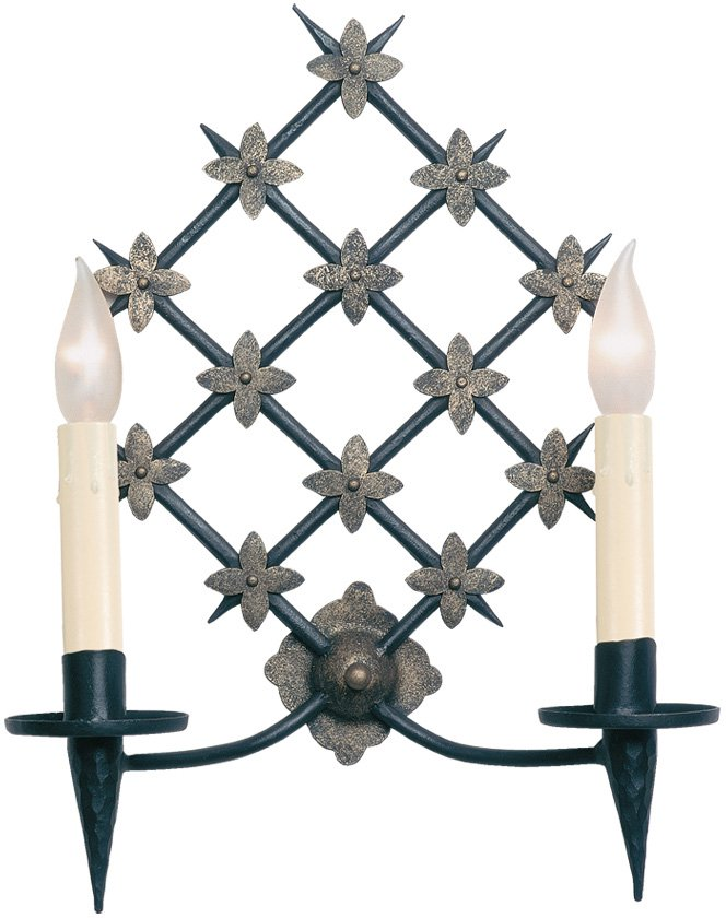 Pascale 2 Light Sconce