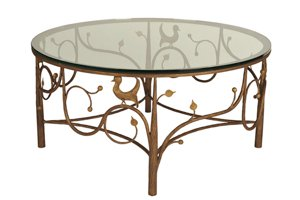 Round Pierrot Coffee Table