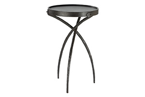 Myla Accent Table w/Metal Top