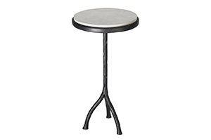 Lyle Accent Table w/Stone Top
