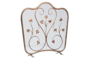 Giverny Fire Screen