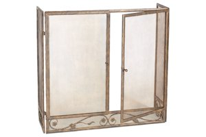 Florian Fire Screen