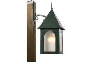 Jean 4 Light Outdoor Wall Lantern