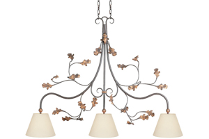 Francoise 3 Light Pendant