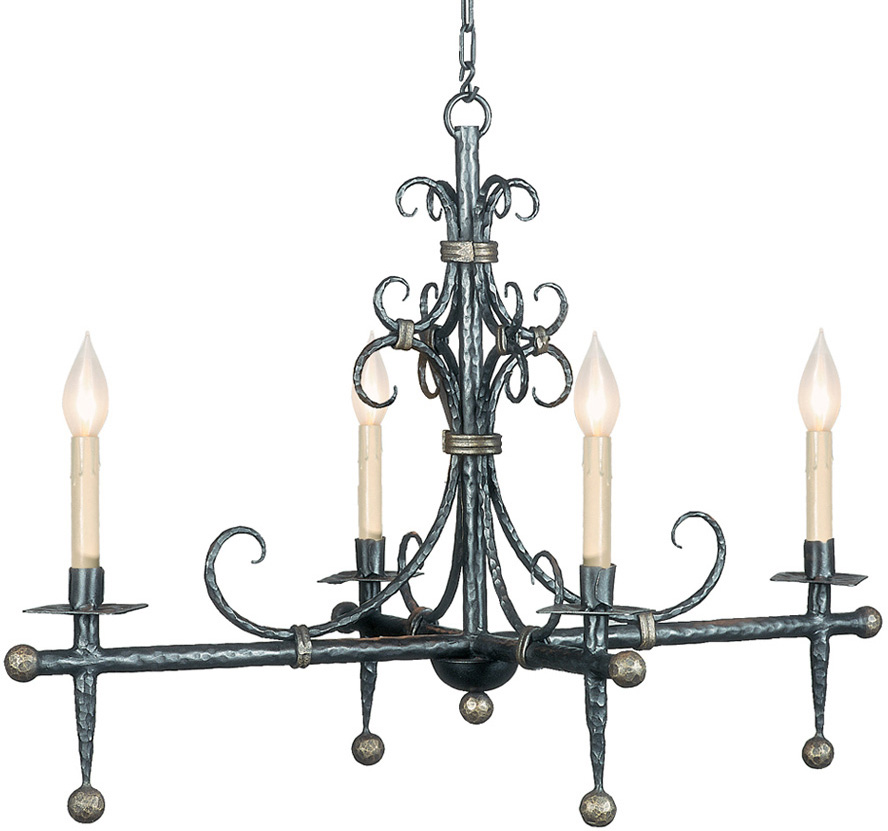 Germaine 4 Light Chandelier