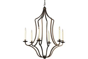 Ione 6 Light Chandelier