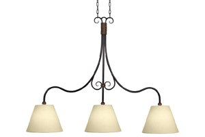 Oona 3 Light Pendant