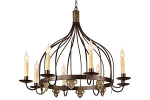 Bette 8 Light Chandelier