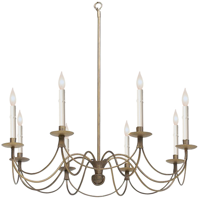 Arabella 8 Light Chandelier
