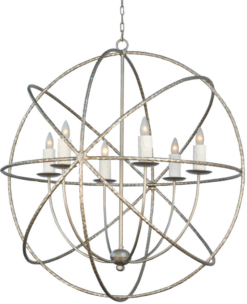 Cassiopeia 6 Light Chandelier