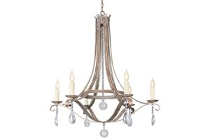 Irina 6 Light Chandelier