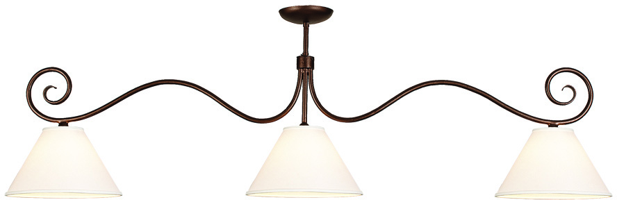 Sandrine 3 Light Pendant