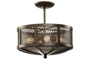 Della 4 Light Ceiling Mount