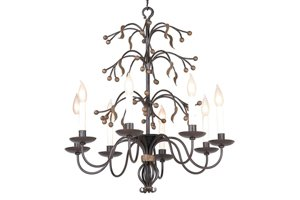 Gisela 8 Light Chandelier