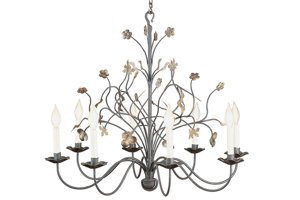 Sylvia 8 Light Chandelier