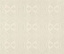5003-03 Gothic – Cyan on Butter Cream – Jasper Wallcovering