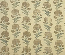 jp-1003 Indian Flower – Brown – Jasper Prints