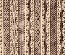 jp-7165 Dutch Stripe – Rust on Light Tea Stain – Jasper Prints