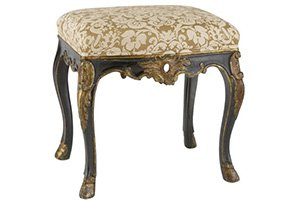 Venetian Painted Stool