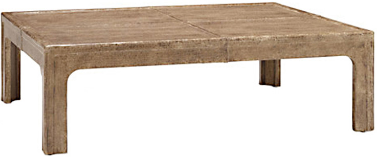 Harcourt Coffee Table - Linen Wrap