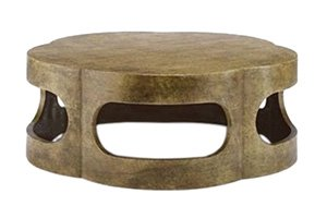 Shanxi Round Coffee Table