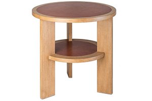 Balfour Round End Table